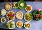 Thanh tao thói quen ăn chay ở xứ Huế